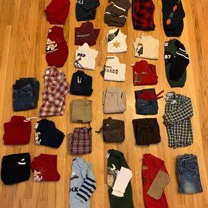 Bundle of Boys Gymboree Clothing (Size 3T)